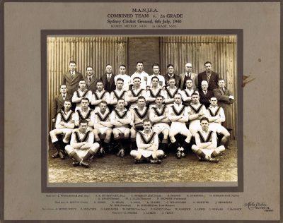 1940 MANJFA A Grade Rep Team small